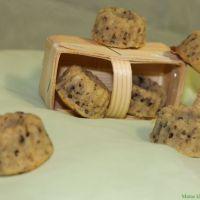 Schokoladig-süß wird es wenn Mara guglt: Wir präsentieren ihre Stracciatella-Gugl