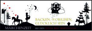 Blogevent: Märchenzeit! Backen, (Vor)Lesen, Glücklich sein