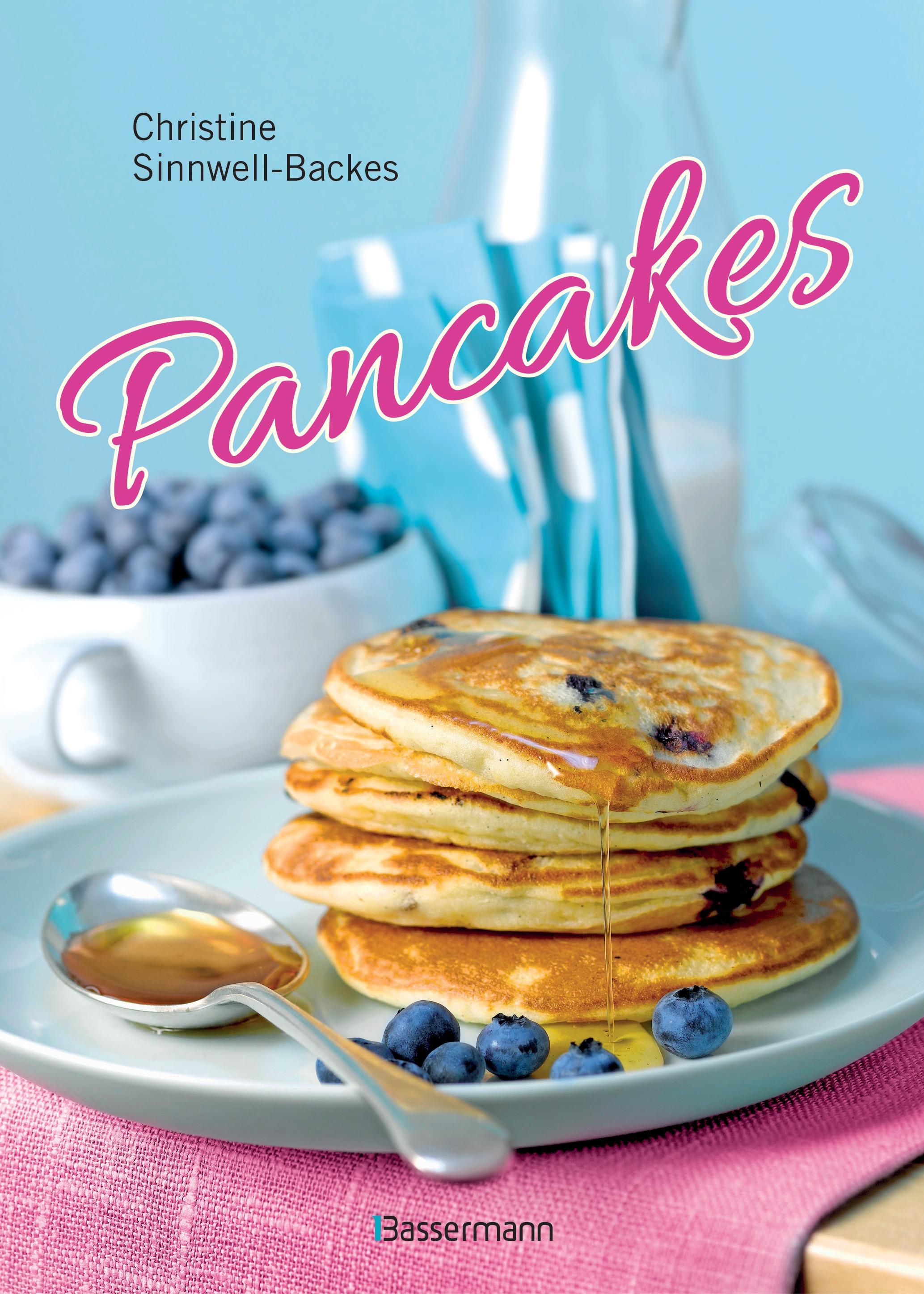 Pancakes mit Downloadlinks zu Filmanleitungen von Christine Sinnwell-Backes
