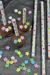 Cake Pops aus Lebkuchen
