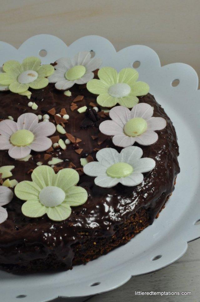 glutenfreie Schokoladenbrownies
