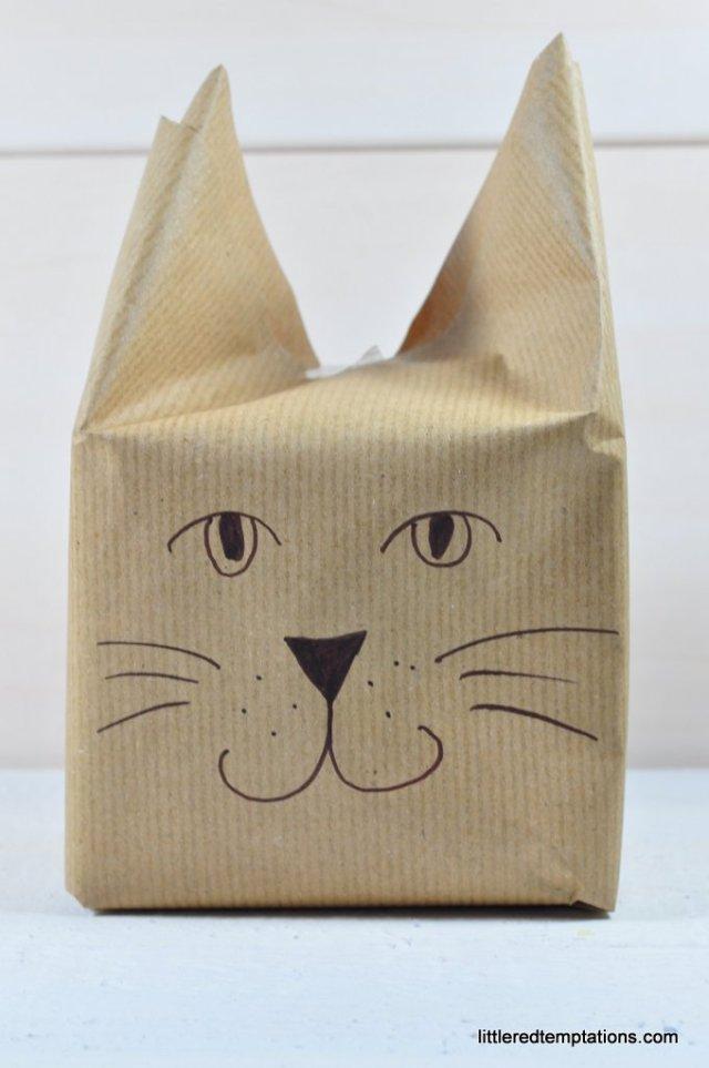 katzenverpackung