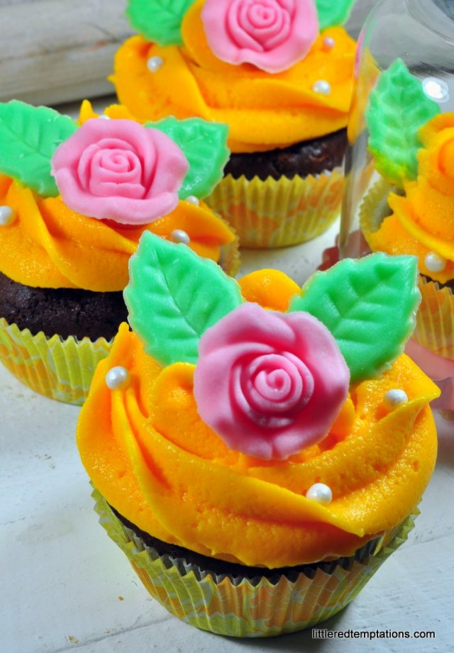 Belles Cupcakes