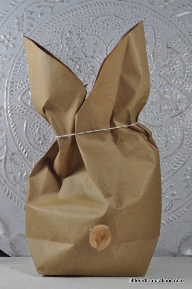 Osterhasenverpackung